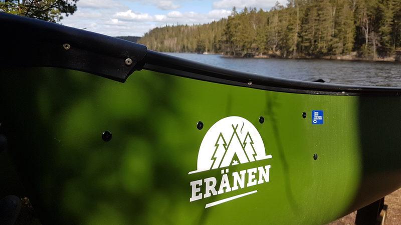 Tervajärven kanootit